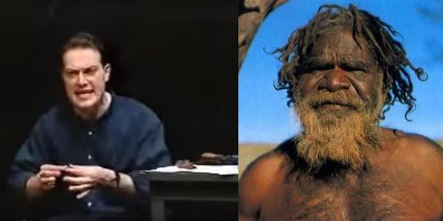 Io e te aborigneo